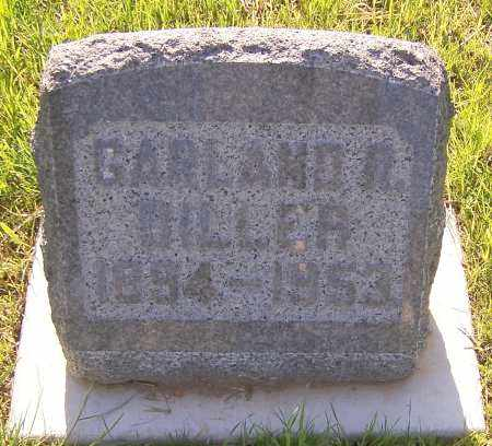 BILLER, GARLAND R. - Stark County, Ohio | GARLAND R. BILLER - Ohio Gravestone Photos