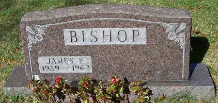 BISHOP, JAMES E. - Stark County, Ohio | JAMES E. BISHOP - Ohio Gravestone Photos