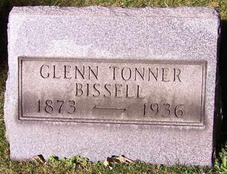 BISSELL, GLENN TONNER - Stark County, Ohio | GLENN TONNER BISSELL - Ohio Gravestone Photos