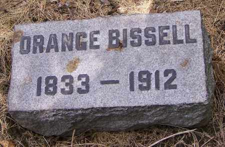 BISSELL, ORANGE - Stark County, Ohio | ORANGE BISSELL - Ohio Gravestone Photos