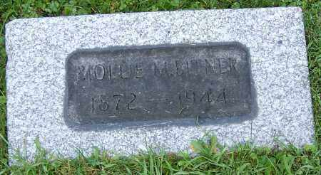BITNER, MOLLIE M. - Stark County, Ohio | MOLLIE M. BITNER - Ohio Gravestone Photos