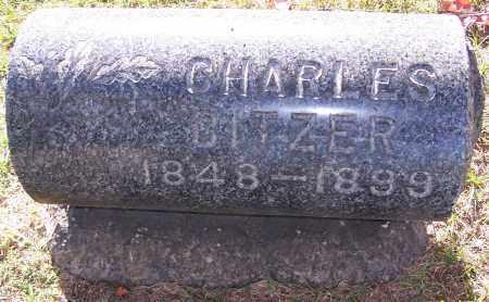 BITZER, CHARLES - Stark County, Ohio | CHARLES BITZER - Ohio Gravestone Photos