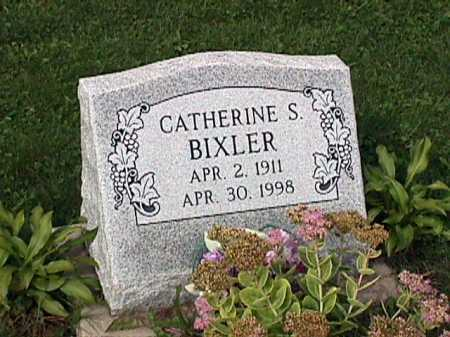BIXLER, CATHERINE SARAH - Stark County, Ohio | CATHERINE SARAH BIXLER - Ohio Gravestone Photos