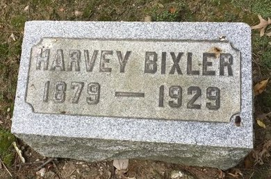 BIXLER, HARVEY - Stark County, Ohio | HARVEY BIXLER - Ohio Gravestone Photos