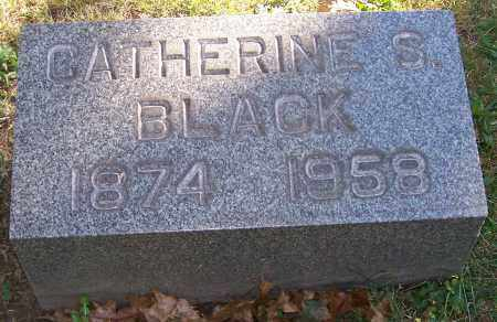 BLACK, CATHERINE S. - Stark County, Ohio | CATHERINE S. BLACK - Ohio Gravestone Photos