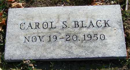 BLACK, CAROL S. - Stark County, Ohio | CAROL S. BLACK - Ohio Gravestone Photos