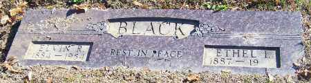 BLACK, ELVIN R. - Stark County, Ohio | ELVIN R. BLACK - Ohio Gravestone Photos