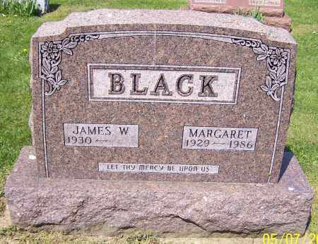 BLACK, MARGARET - Stark County, Ohio | MARGARET BLACK - Ohio Gravestone Photos