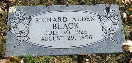 BLACK, RICHARD ALDEN - Stark County, Ohio | RICHARD ALDEN BLACK - Ohio Gravestone Photos