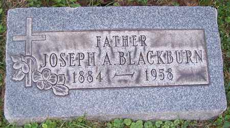 BLACKBURN, JOSEPH A. - Stark County, Ohio | JOSEPH A. BLACKBURN - Ohio Gravestone Photos