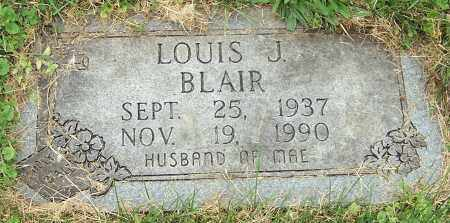 BLAIR, LOUIS J. - Stark County, Ohio | LOUIS J. BLAIR - Ohio Gravestone Photos
