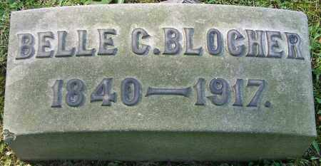 BLOCHER, BELLE C. - Stark County, Ohio | BELLE C. BLOCHER - Ohio Gravestone Photos