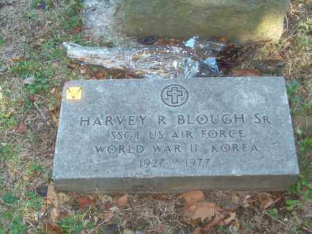 BLOUGH, HARVEY R. - Stark County, Ohio | HARVEY R. BLOUGH - Ohio Gravestone Photos