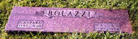BOLAZZI, ANNA - Stark County, Ohio | ANNA BOLAZZI - Ohio Gravestone Photos