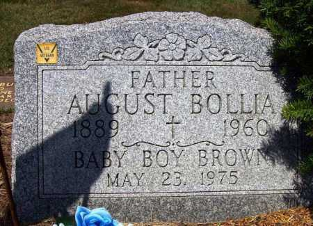 BOLLIA, AUGUST - Stark County, Ohio | AUGUST BOLLIA - Ohio Gravestone Photos