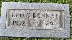 BONNOT, LEO C. - Stark County, Ohio | LEO C. BONNOT - Ohio Gravestone Photos