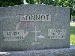 BONNOT, LOUIS C. - Stark County, Ohio | LOUIS C. BONNOT - Ohio Gravestone Photos