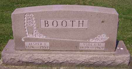 BOOTH, JASPER T. - Stark County, Ohio | JASPER T. BOOTH - Ohio Gravestone Photos