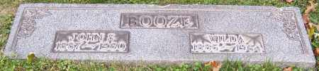 BOOZE, WILDA - Stark County, Ohio | WILDA BOOZE - Ohio Gravestone Photos