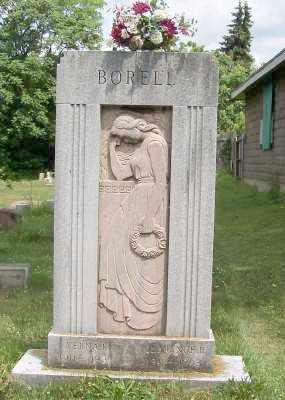 BORELL, CLARENCE H. - Stark County, Ohio | CLARENCE H. BORELL - Ohio Gravestone Photos