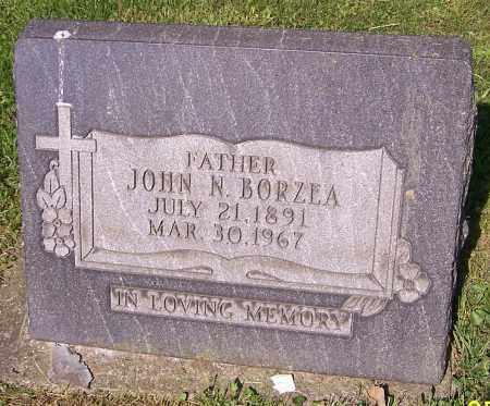 BORZEA, JOHN N. - Stark County, Ohio | JOHN N. BORZEA - Ohio Gravestone Photos