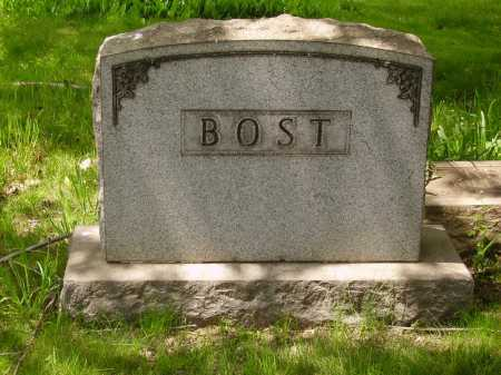 BOST FAMILY, MONUMENT - Stark County, Ohio | MONUMENT BOST FAMILY - Ohio Gravestone Photos