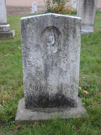 BOSTON, JOHN - Stark County, Ohio | JOHN BOSTON - Ohio Gravestone Photos