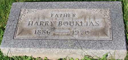 BOUKLIAS, HARRY - Stark County, Ohio | HARRY BOUKLIAS - Ohio Gravestone Photos