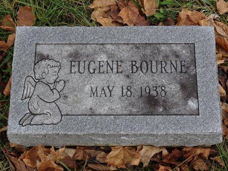 BOURNE, EUGENE - Stark County, Ohio | EUGENE BOURNE - Ohio Gravestone Photos