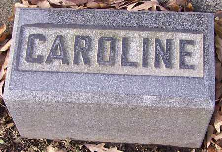 BOW, CAROLINE - Stark County, Ohio | CAROLINE BOW - Ohio Gravestone Photos