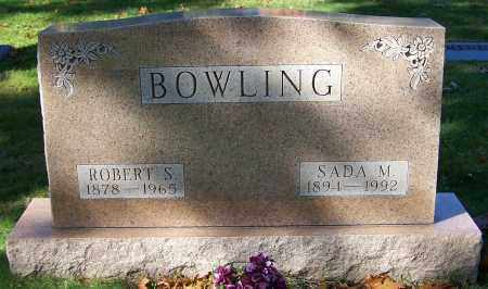 BOWLING, ROBERT S. - Stark County, Ohio | ROBERT S. BOWLING - Ohio Gravestone Photos