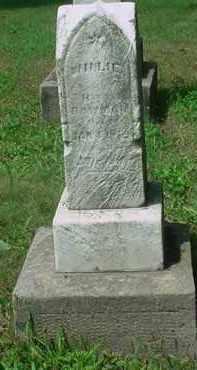BOWMAN, WILLIE - Stark County, Ohio | WILLIE BOWMAN - Ohio Gravestone Photos