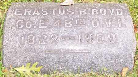 BOYD, ERASTUS B. - Stark County, Ohio | ERASTUS B. BOYD - Ohio Gravestone Photos
