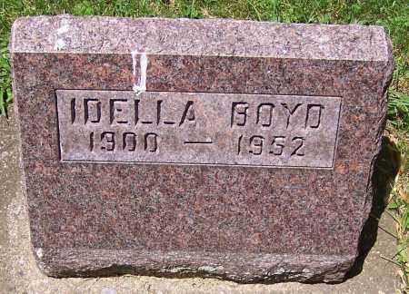 BOYD, IDELLA - Stark County, Ohio | IDELLA BOYD - Ohio Gravestone Photos