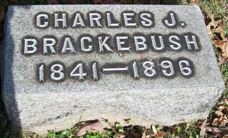 BRACKEBUSH, CHARLES J. - Stark County, Ohio | CHARLES J. BRACKEBUSH - Ohio Gravestone Photos
