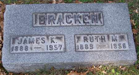 BRACKEN, RUTH M. - Stark County, Ohio | RUTH M. BRACKEN - Ohio Gravestone Photos
