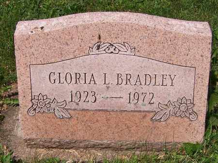 BRADLEY, GLORIA L. - Stark County, Ohio | GLORIA L. BRADLEY - Ohio Gravestone Photos