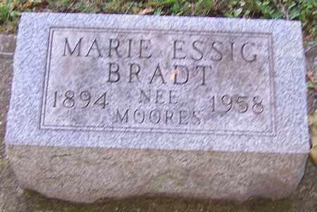 BRADT, MARIE ESSIG - Stark County, Ohio | MARIE ESSIG BRADT - Ohio Gravestone Photos