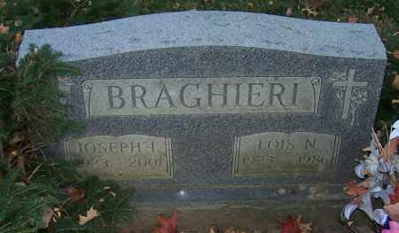 BRAGHIERI, JOSEPH L. - Stark County, Ohio | JOSEPH L. BRAGHIERI - Ohio Gravestone Photos