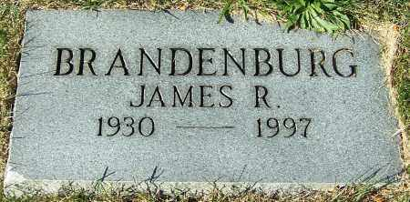 BRANDENBURG, JAMES R. - Stark County, Ohio | JAMES R. BRANDENBURG - Ohio Gravestone Photos