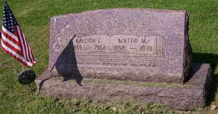 BRASWELL, MATTIE M. - Stark County, Ohio | MATTIE M. BRASWELL - Ohio Gravestone Photos