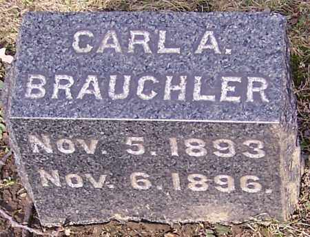 BRAUCHLER, CARL A. - Stark County, Ohio | CARL A. BRAUCHLER - Ohio Gravestone Photos