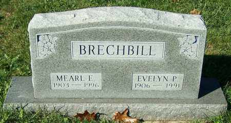 BRECHBILL, EVELYN P. - Stark County, Ohio | EVELYN P. BRECHBILL - Ohio Gravestone Photos