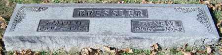BRESSLER, RALPH O. - Stark County, Ohio | RALPH O. BRESSLER - Ohio Gravestone Photos
