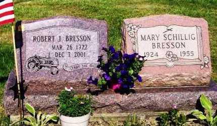 BRESSON, MARY - Stark County, Ohio | MARY BRESSON - Ohio Gravestone Photos