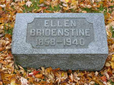 SCHERER BRIDENSTINE KILLCRESE, ELLEN - Stark County, Ohio | ELLEN SCHERER BRIDENSTINE KILLCRESE - Ohio Gravestone Photos
