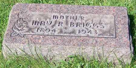 BRIGGS, MAY R. - Stark County, Ohio | MAY R. BRIGGS - Ohio Gravestone Photos