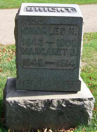 BRIGHT, MARGARET J. - Stark County, Ohio | MARGARET J. BRIGHT - Ohio Gravestone Photos