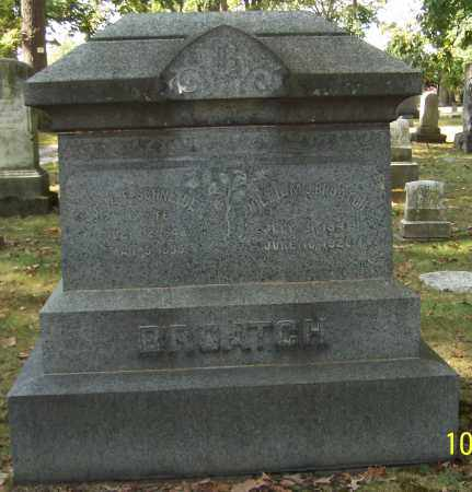 BROATCH, WILLIAM J. - Stark County, Ohio | WILLIAM J. BROATCH - Ohio Gravestone Photos