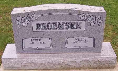 BROEMSEN, WILMA - Stark County, Ohio | WILMA BROEMSEN - Ohio Gravestone Photos